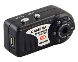 Wholesale Hd Thumbs - T8000 Full HD 1080P Multifunctional IR Night Vision Mini DV DVR Camera Camcorder Webcamera Thumb DV Recorder SPY camera Cam