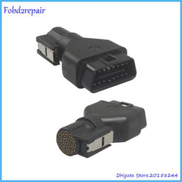 Wholesale Tech2 Diagnostic Scanner - Fobd2repair GM Tech 2 16pin OBD2 connector 16 PIN OBDII Connector for GM TECH 2 Auto scanner Tech2 16PIN OBD2 adapter