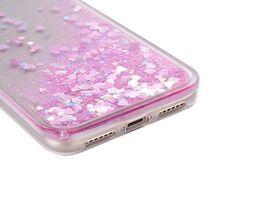 Wholesale Galaxy Glitter Cases - For SAMSUNG Galaxy J3 2016 J5 2016 J7 2016 Bling Glitter Dynamic Quicksand Liquid Transparent Hard PC+ TPU Case Cover