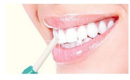 Wholesale Eraser Pen - 1set Whiten Teeth Tooth Dental Peeling Stick + 25 Pcs Eraser Teeth Cleaner for Scale Bacterial Removal Teeth Whitening Pen