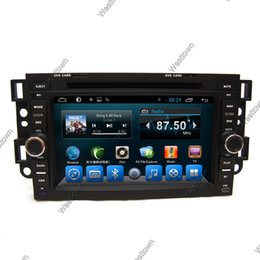 Wholesale Double Din Dvd For Car - Double din android car dvd player stereo built in wifi 3g 1080p dvr fit for Chevrolet Captiva Epica Lova