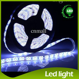 Wholesale Red Roll - 5630SMD LED Strip Light Non Waterproof 300LEDs 5M roll Rope Lighting Flexible Strip Lighting 12V LED Strips CHristmas Light Holiday Decorate