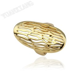 Wholesale Gold Filled Rings Prices - LKN18KRGPR526    Factory Price Wholesale18k jewelry gold plated Rings, Fashion hot sale Rings, New Promotion