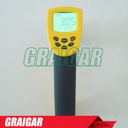thermometer contact Promo Codes - AR872D Digital Non-contact IR Infrared Thermometer(-58~ 1992F -50~1050C)