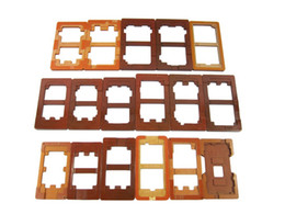 Wholesale Cellphone Lcd Separator - Screen Mould Molds for cellphone of LCD Touch Screen Separator for Samsung Iphone HTC Nokia, lcd separator tool
