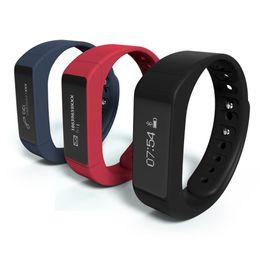 I5 plus schlaue uhr online-Neueste iwown I5 Plus Smart Armband Bluetooth Aktivität Armband Intelligente Sport Smart Watch Schritt Schlaf Spur Anrufer ID Display