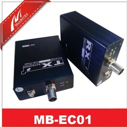 Wholesale Full Duplex Ethernet - Long Distance Ethernet Extender Over Coax ip over coax network over coax