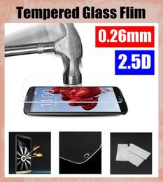 Wholesale Lg Spirit Glass - tempered glass screen protectors for LG cellphone films G2 D802 G2 MINI D620 G3 D855 LG spirit G Pro LG JOY SSC029