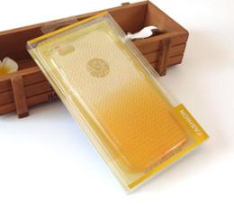 Embalaje plástico personalizado del PVC del diseño para la caja de empaquetado del PVC de la caja del teléfono con la bandeja interna para el caso de iPhone 5s / 6s / 7 / 6plus Xperia z1 / z2 / z3 desde fabricantes