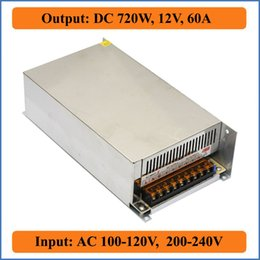 Industrial strip lights nz buy new industrial strip lights online 720w 12v 60a triple new arrival switching power supply ac 100 240v input for led strips light bulb display industrial equipment power supply aloadofball Image collections