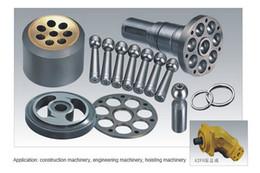 Wholesale Hydraulic Pump Parts - Rexroth bend axis pump Piston oil Pump A2FO10 12 16 accessories spare parts