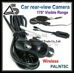 Wholesale Wireless System Car - Car Rearview System Camera, 2.4G Wireless Transmission, Wide Angle HD+Waterproof+Night Vision