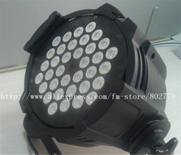 Wholesale Led Aluminum Channel Shipping - Free Shipping 12 pieces   lot 36*3W(3 in 1) LED Stage Light Aluminum Die Casting LED Par Lighting