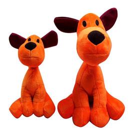 Atacado-mais novo de pelúcia Pocoy Loula cão recheado de brinquedos de pelúcia figura brinquedos boneca de festa de aniversário suprimentos xmas Chritmas presentes para frete grátis cheap dog party wholesale de Fornecedores de dog party wholesale