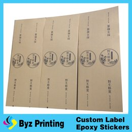 Wholesale Pvc Price Holder - Premium quality price label holder strip label printing honey labels