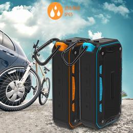 Wholesale Cards Life - Wholesale Bluetooth 4.1 Outdoor Speaker Portables Wireless Speakers Long Life MP3 Play hands-free calling Waterproof Bluetooth Speaker Best