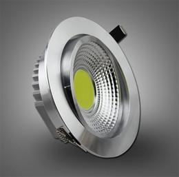 Argentina 8 unids / lote 20 W regulable LED Downlights Envío gratis luces de techo LED downlight Empotrable LED Spot luz 85V-265V para el hogar Suministro