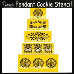 Wholesale Stencils Cakes - Cake stencil,wedding cake decoration,moldes para fondant,5 tiers fondant cake decorating tools,cake lace stencils,cake tools