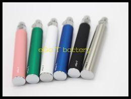 2019 meilleur ego t eGo t batterie 650mah 900mah 1100mah T piles cigarettes électroniques 510 fil batterie pour atomiseur CE4 MT3 protank H2 MEILLEUR PRIX meilleur ego t pas cher