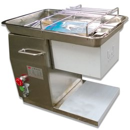 Wholesale Food Meat Mincer - Free shipping 500KG per hour QH meat cutting machine, slicer,mincer + stainless material + customized blade size + easy cleaning