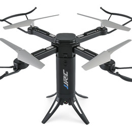 Wholesale recording connection - New JJRC H51 RC Helicopter mini Selfie Drone With Camera HD 720P Wifi One Key Return Helicopter 6 Axis 2.4Hz mini Drone
