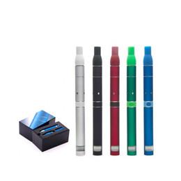 Wholesale G Pen Portable Vaporizer - Ago g5 starter kits dry herb vaporizer vape pen e cigarette kit with ago atomizer LCD Puff counts portable Pen g pro vaporizer