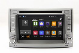 Wholesale Imax Cars - Android 4.4 Car DVD Player GPS Navigation for Hyundai H1 iMax iLoad Grand Starex with Radio Bluetooth USB AUX Video Sat Nav