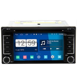 Wholesale Dvd Car Gps Toyota Vios - Winca S160 Android 4.4 System Car DVD GPS Headunit Sat Nav for Toyota Vios 2003 - 2007 with Radio Wifi Stereo Player 3G Tape Recorder