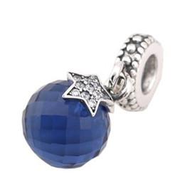 Wholesale 925 Ale Silver Charms - Loose Beads Fit Pandora Charms 925 Ale Jewelry Set S925 Silver Charm Beads Fit Pandora Bracelets DIY PJ0026-1A