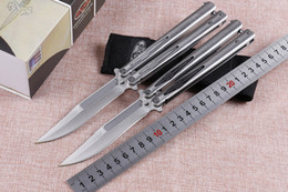 Wholesale Microtech Combat - Micro technology Tacyon backsword MICROTECH 5CR15MOV 57HRC outdoor camping tool man pocket survival tool knife free shipping 1 pieces