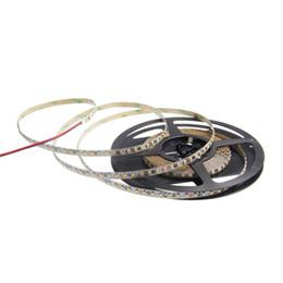 Wholesale Orange Led Flexible Strip - (Revised)SMD3528 120LEDs per meter IP20 Flexible LED Strip 9.6W per meter High Brightness LED Tape Light CE RoHs ETL certificates