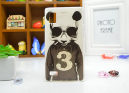 Wholesale Optimus L9 Back Cover - Wholesale-New Fashion Cell Phone Case For LG L9 Back Cover Optimus P760 P765 Free Shipping