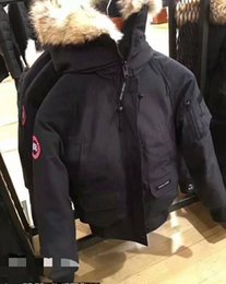 Wholesale Hat Outlet - Winter Parka Man Canada New Arrival Sale Men's Guse Chateau Black Navy Gray Down Jacket Winter Coat Parka Sale With Outlet Goose01