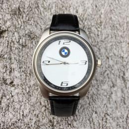 2019 homens relógios marca logo moda Relógio de pulso de quartzo da correia de couro dos homens populares do logotipo do tipo da forma BM02 homens relógios marca logo moda barato