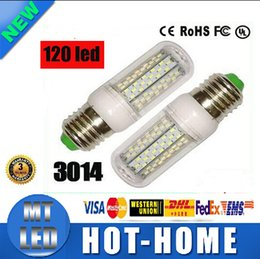 Wholesale Best E14 Led Bulb - manufacturers sale best price Led corn bulb 120led SMD 3014 25W 110V-220V E27 E14 B22 G9 360 Angle LED Light lighting warranty 2 years