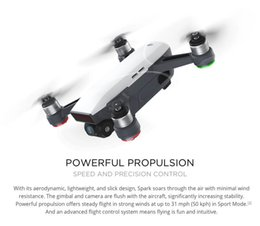 Wholesale Dji Fpv - DJI Spark Mini Drone Pocket Selfie Drone WiFi FPV With 4K HD Camera DJI mini quadcopter by dhl