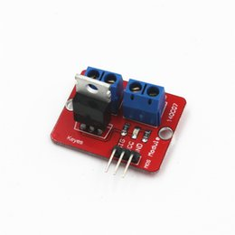 Wholesale Module Driver Motor - New Hot Red IRF520 MOS Module FET Driver Module DC motors for Arduino PWM VE095 W0.5