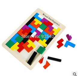 Wholesale Baby Jigsaw Puzzles - New wooden toy Wooden Jigsaw Puzzle wood Intellegence Baby toy