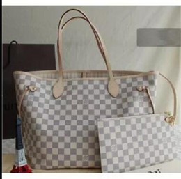 Wholesale Tartan Clutch Bag - 2017 hot Famous Classical designer handbags high quality women shoulder handbag purse bolsas feminina clutch brand tote bags