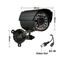 Wholesale Kit Full D1 Dvr - HDMI 1080P 4 Channel H.264 Full 960H D1 CCTV DVR Kit 600TVL IR Weatherproof Outdoor Video Surveillance Security Camera System