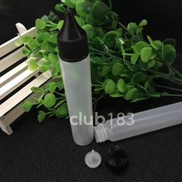 Wholesale Cheapest Cig Pens - Cheapest PE Bottle PEN Design Empty Bottle 30ml Plastic Dropper bottles with Childproof Caps E Cig E Liquid Oil Bottle