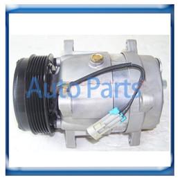 Wholesale Peugeot Compressor - Harrison V5 Compressor for Peugeot 406 Citroen Xantia ACP528 6453DPSS 964059380