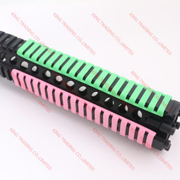 Wholesale Rail Covers Ladder - MP Ladder 18 Slots Low Profile Rail Covers 4pcs Pack For Handguard AR15 M4(KT9526)