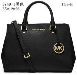Wholesale Gold Bows Ribbons - 2018styles Handbag Famous Designer Brand Name Fashion Leather Handbags Women Tote Shoulder Bags Lady Leather Handbags Bags purse 6616