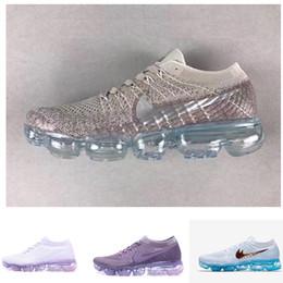 Wholesale Lady Vapor - Women Explorer Light , Chrome Blush VAPOR 2018 sneaker Youth Lady Girl Sports and casual shoes Vapors trainer size 36-40