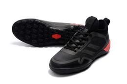 Homens sapatos de futebol de interior on-line-2017 novos homens chuteiras ACE Tango 17 Purecontrol TF barato sapatos de futebol de salão botas de futebol de futsal predador original