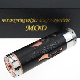 Wholesale Clone X - High Quality Stingray X Mod Copper Clone Mechanical Mod 26650 Mod Battery Mods 18650 Stingray Mod Ecig Mods