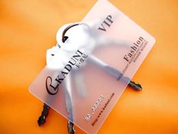 En gros-Livraison gratuite en plastique pvc mat transparent cartes de visite impression impression ? partir de fabricateur
