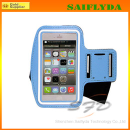 Wholesale Galaxy S3 Orange Case - WaterProof Sport Gym Running Armband Case Cover Bag Pouch For iPhone 6 4.7   Plus 5.5 inch For Samsung Galaxy S3 S4 Note 3 note4 4.7'' 5.5'