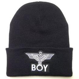 Wholesale Trukfit Shipping - Hot Sale Trukfit Beanies Winter Knitted Cap Men's BOY LONDON Hat Fashion Skullies Hat Free Shipping
